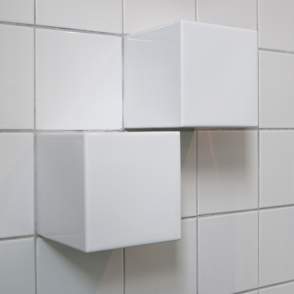 cube tile, threedimensional functional tiles