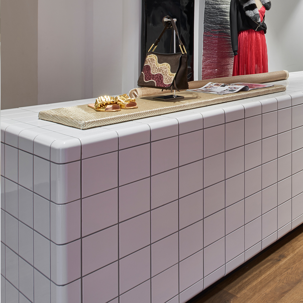 tiles, rounded corners and integrated functions