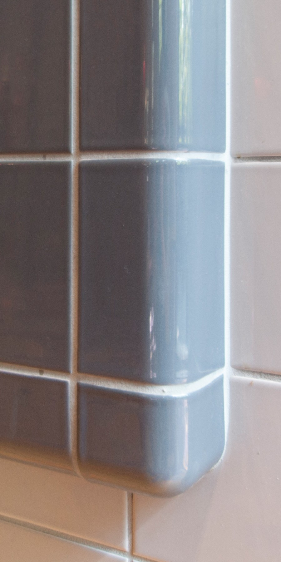 rounded tile corner, modern 3d functional and construction tiles available in multiple colors